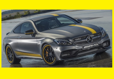 2017 Mercedes-Benz C63 AMG Coupe Edition