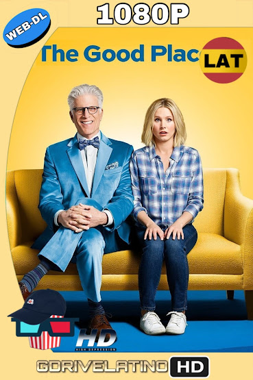 The Good Place (2016) Temporada 01 NF WEB-DL 1080p Latino-Ingles MKV