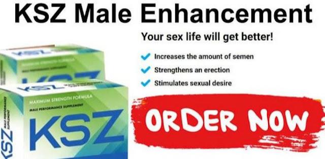 KSZ Male Enhancement Pills