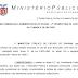 MPPR emite recomendação administrativa para Jorge Derbli