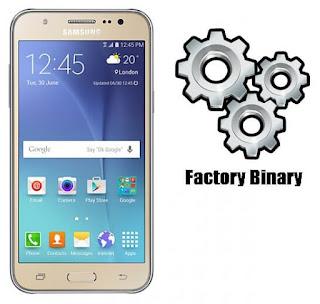 Samsung Galaxy J5 SM-J5007 Combination Firmware