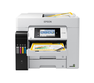 Epson EcoTank Pro ET-5880 Driver Download
