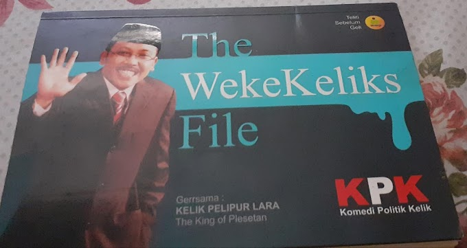 Review Buku The Weke Keliks File