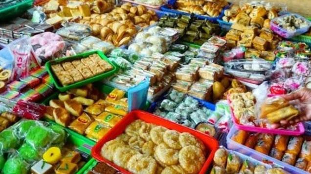 Jualan Makanan yang Laris di Kampung