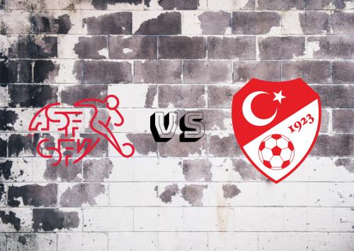Suiza vs Turquía  Resumen y Partido Completo