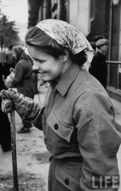 Russian Women Of The S