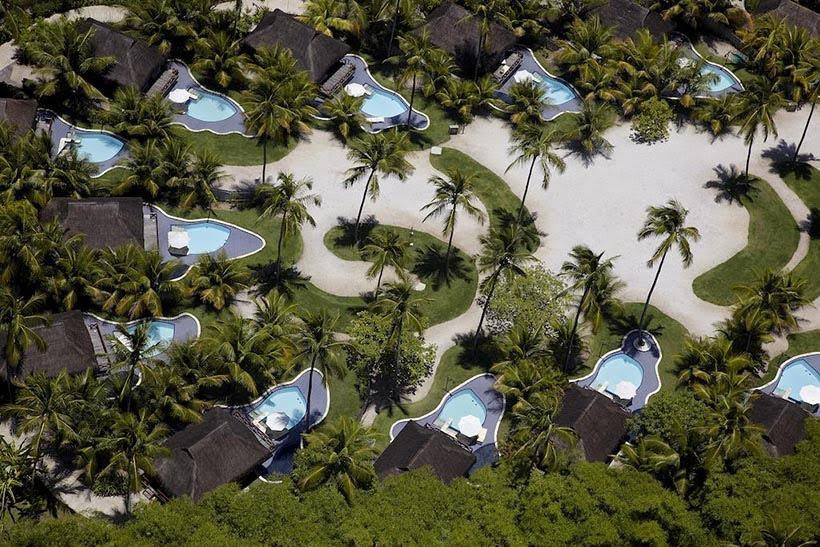 Nannai Resort & Spa - Porto de Galinhas - PE - Gramado e Campos do Jordão têm os melhores hotéis do Brasil