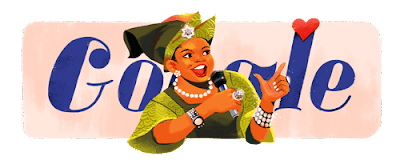Google Celebrates Christy Uduak Essien Igbokwe's 58th Birthday Anniversary With Google Doodles