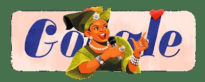 Google Celebrates Christy Uduak Essien Igbokwe's 58th Birthday Anniversary With Google Doodles