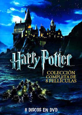 Harry Potter Coleccion + CD [Latino]