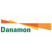 Logo PT Bank Danamon