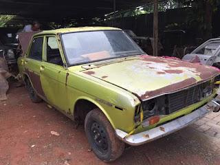 Lapak Mobil Retro : Dijual Datsun 510