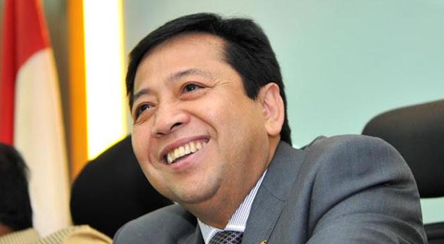 Kini Setya Novanto Sudah Sehat Dan Siap Pimpin Golkar