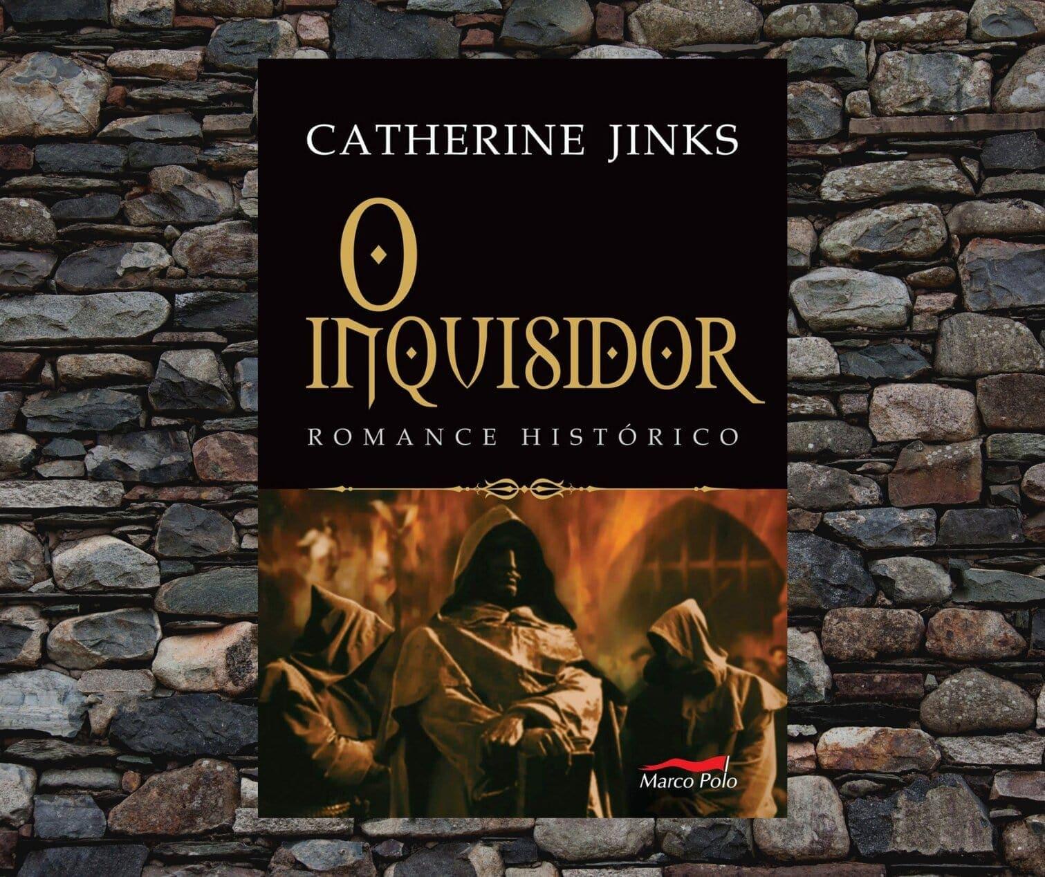 Resenha: O inquisidor, de Catherine Jinks