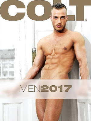 Colt Men 2017 Calendar Gayrado Online Shop