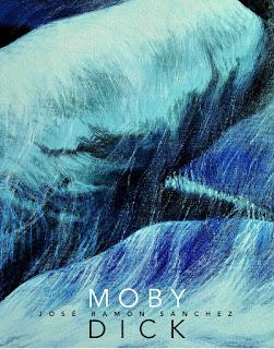 """""""MOBY DICK"""" de José Ramón Sánchez."""