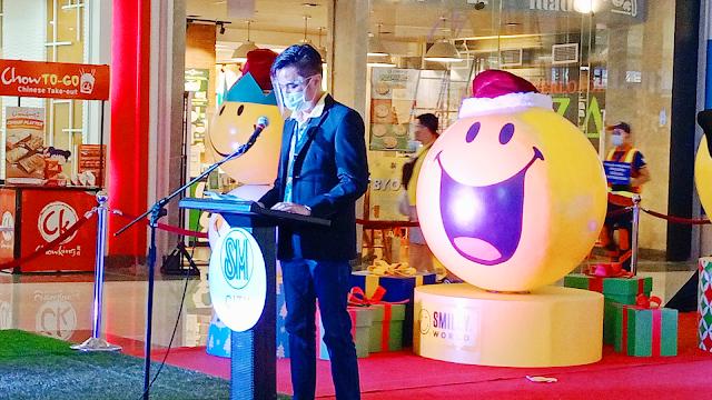 Smiley World Christmas at SM City Masinag