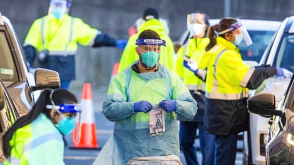 Outbreaks emerge across Australia