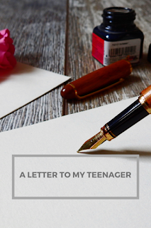 Consumerism, letter, teenager, God, perseverance, life, iphone