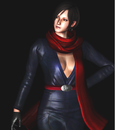 New Cosplay Carla Radames Resident Evil 6
