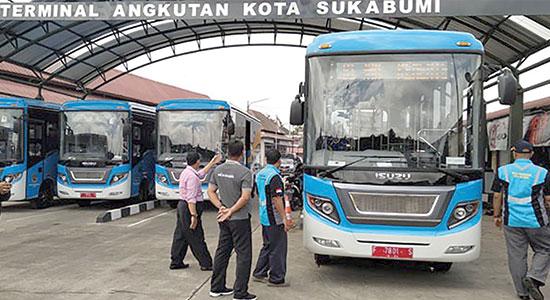 Terminal Bus Sukabumi Bakal Dirombak Modern Tersedia Mal dan Hotel