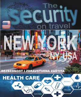 Njujork, SAD – Bezbednost i zdravstvena zaštita