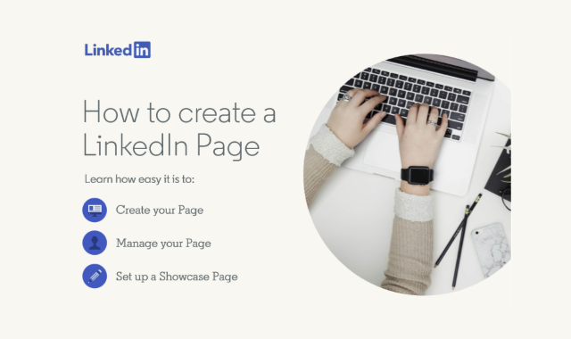 Guide to Create LinkedIn business page