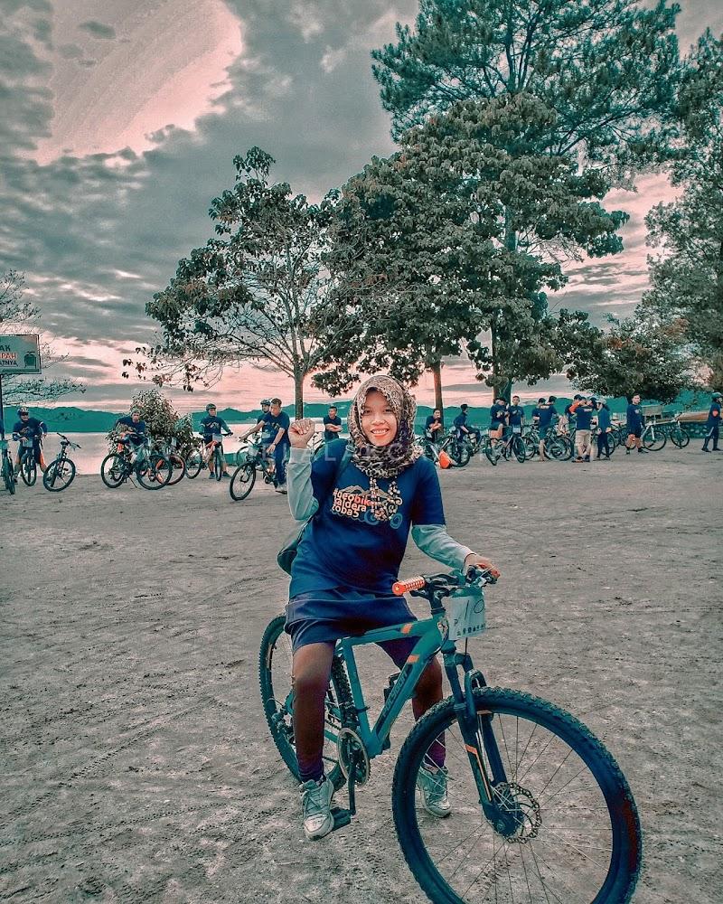 Bersepeda Bersama Geobike Kaldera Toba 2019 (Part 2)