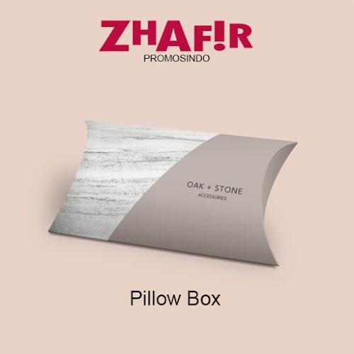 Cetak Kemasan Pillow Box
