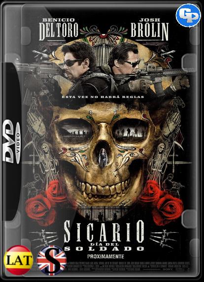 Sicario 2: El Día del Soldado (2018) DVD5 LATINO/INGLES
