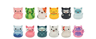 Blind Box Plush: KleptoCats Hot Topic