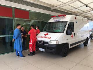 Enfermeira é esfaqueada ao chegar em hospital para trabalhar na PB; companheiro foi preso