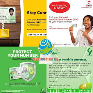 How To Link Your NIN With Your Phone Number On All Networks, Including MTN, Glo, Airtel and 9Mobile
