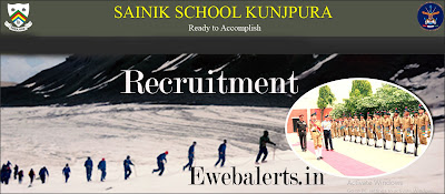 Sainik School Kunjpura Recruitment