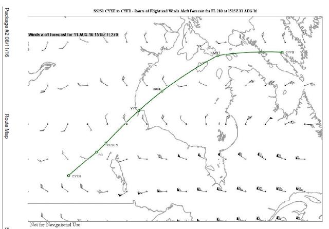 Polar Round the World Flight 2016-2017: Jackson Hole, WY to