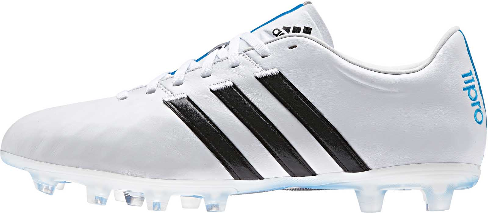 brand new dc237 08700 ... TRX FG Soccer Cleats (BlackWhiteSlime) Adidas Adipure 11pro White Black  Solar Blue ...