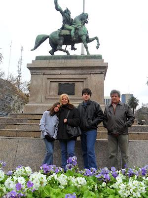 Plaza de Mayo; Argentina; Buenos Aires; turismo América Latina;