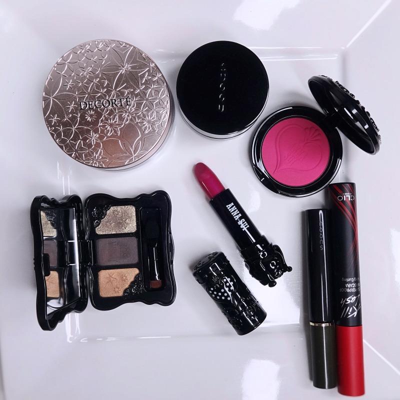 Anna Sui Makeup reviews