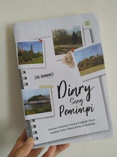 Buku Diary Sang Pemimpi