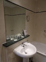 stunning sink in cardrona hotel