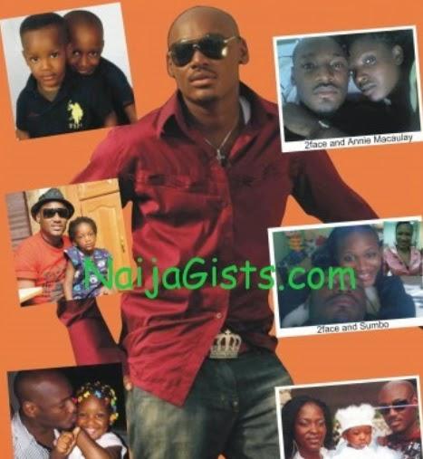 nigerian celebrities baby mamas