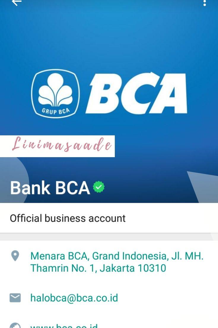 Cara buka atm BCA tanpa harus ke bank