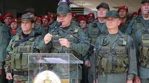 Importante brote de COVID-19 en las filas de la Fuerza Armada Nacional Bolivariana
