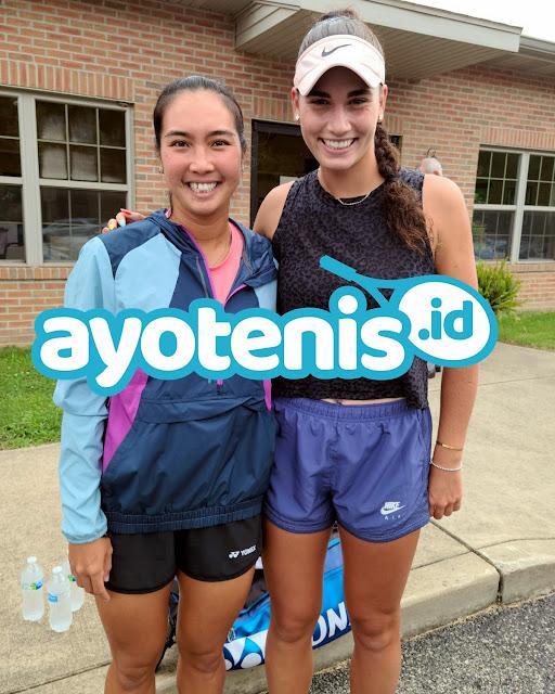 Duo Ratu Tenis Indonesia Tuai Hasil Sama di Dua Turnamen Berbeda