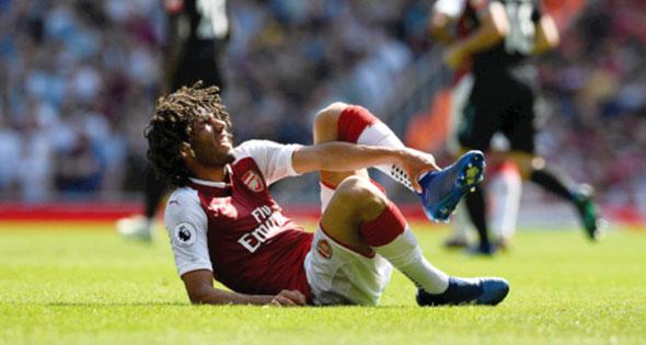 قبل أسابيع من كأس العالم..الإصابات تطول لاعبي المنتخب الوطني