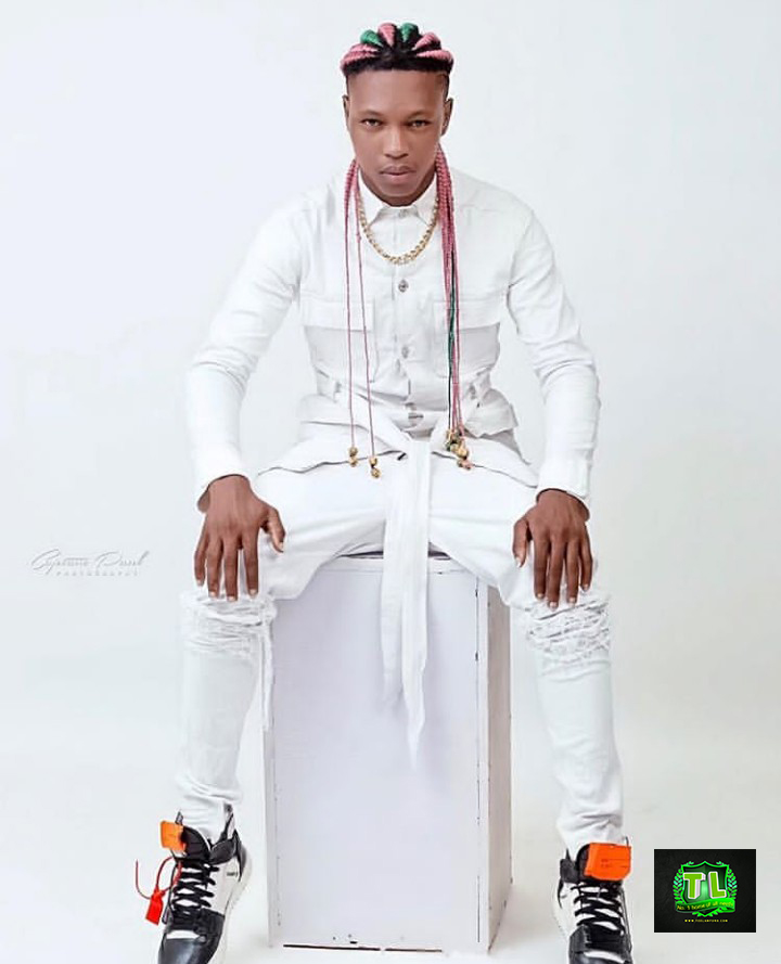 Kabex Shares Stunning Photos of Himself in Anticipation of his Forthcoming Track TEWO ADURA teelamford