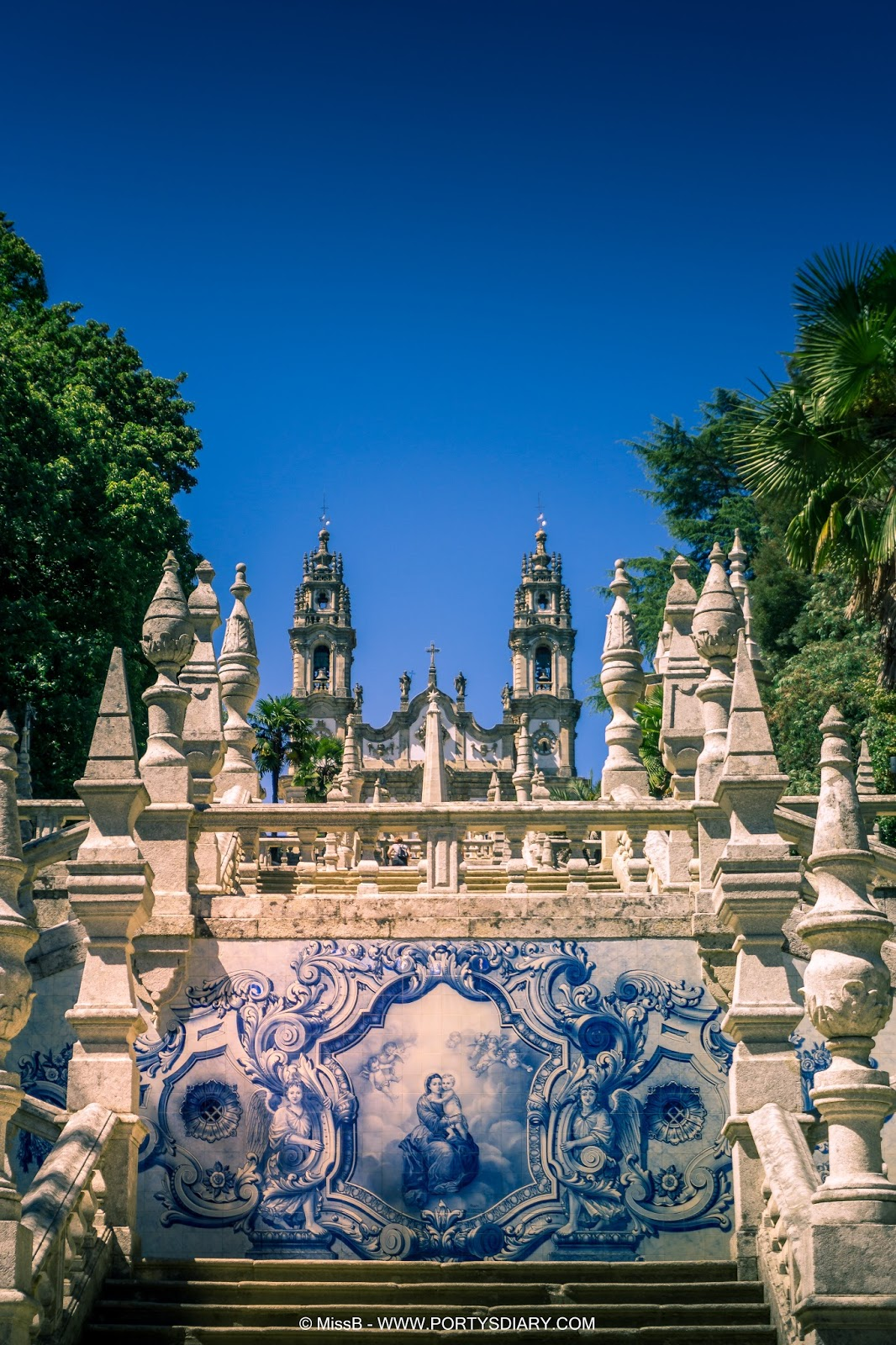On a Trip through Portugal - Lamego