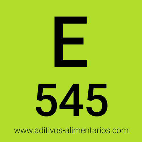 E545 - Polifosfatos de Amonio