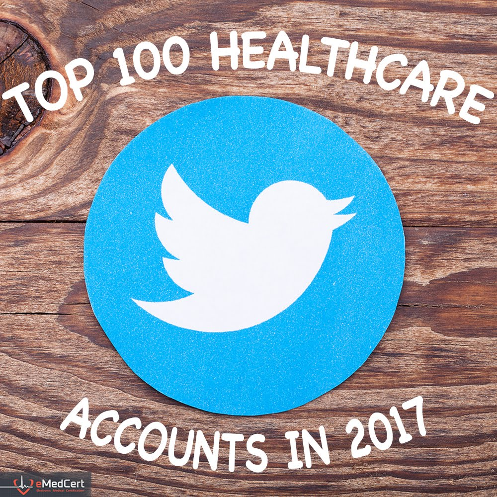 Top 100 Healthcare Accounts in 2017