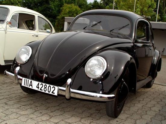 Volkswagen Type 1 - Front